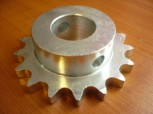 chain sprocket wheel for zippo lift Type 1001 1101 1201 1211 and ZO 2 models (for 5/8 inch roller chain)