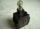 Lamp Holder, Relais for control unit Zippo lift Type 1511 etc. (with contact block)