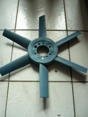 Fan Wheel Wheel Windblower Cooling Fan Takraf 3202 6302 VEB Fortschritt IFA DDR