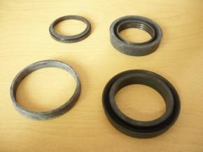 Seal kit, gasket kit for VEB 1,5 tons DDR Takraf Car Lift / Takraf Lunzenau scissor lift