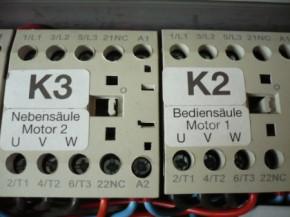 Condor contactor, air contactor, relay for MWH Consul lift Type various H-models Modula EL Prolift