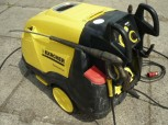 High Pressure Cleaner, hot water professional pressure washer, steam cleaner HDS 12/18-4SX