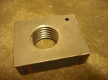 safety nut, locking nut for Romeico 230 Beissbarth / FOG 444 lifting platform