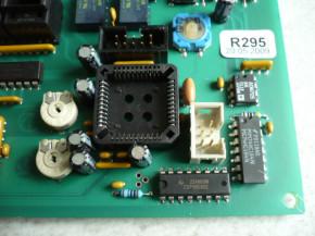 Control board PC board control for Zippo lift type 1730 1731 1735 1750