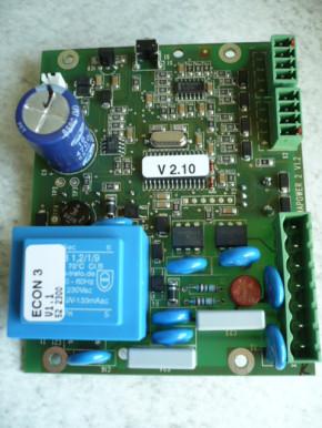Control board PC board for MAHA Econ 3 new version