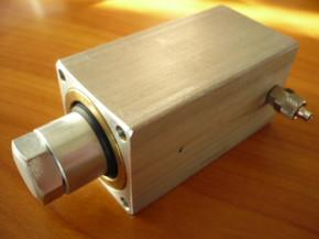 Pneumatic Cylinders Valve Nußbaum Universal LIFT Unilift 5000 Scissor Lifting Platform