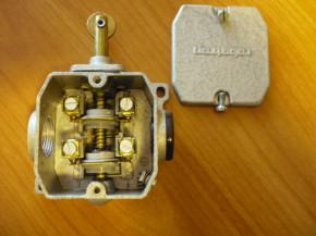 Limit switch contact limit switches Bernstein Robotron GWA 2 R VEB DDR