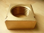 Safety nut for Zippo lift type 1111 1112 1211 1271 1301 1304 1311 1312 1515 1531 45x5x30