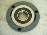 flange bearing for upper spindle bearing for Slift lift type Typ CO 2.30 E3 / CO 2.35 E3 (1x radial insert ball bearing + bearing flange bzw. four-point contact ball bearings)