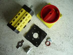 reversing switch, control switch for RAV Ravaglioli lift type KP KPX KPN 336 337