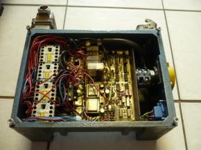 Control box Control cabinet control unit box Nussbaum Hoist 2.20