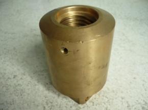 lifting nut, load nut for Rimex lifting platform (trapezoidal thread 40mm x5mm)
