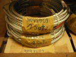 Set control cable, safety cable, steel rope for FOG 404 / FOG 442 / H 435 / Romeico Südssee