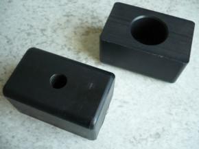 sliding block, guide block, sliding shoe for Romeico 230 Beissbarth / FOG 444 lift (FOG No. 664440016)