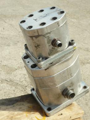 Orsta tandem pump hydraulic pump for VTA Forklift Takraf DFG 3202 N-A A10 R