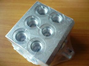 BGR switch valve change valve Part No. RG138-6150-0 Kubota KX41-3V Mini Excavator