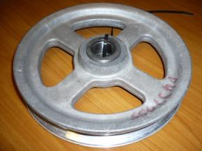 original v-belt pulley, drive wheel for zippo 4 post lift Type 2305 2405 2420 2320