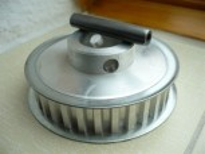 original v-belt pulley for Zippo lift (one motors) type 1501 1506 1226 1250 1511
