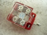 Bernstein switch contact, regulator switch, Limit switch for Beissbarth lift type 230. 2A (with tappet)