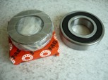 upper spindle bearing (bearing-Set) for Romeico H224 / FOG 449 lift (Motor-side)