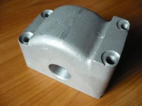 Zippo bearing housing cover top bearing case without bearing 02.52.070